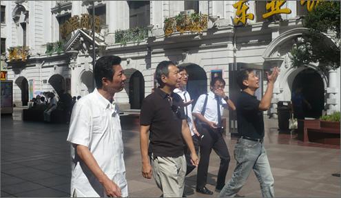 有朋会上海支部会が行われました
