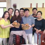 上海支部 秋上海蟹の旅が行われました
