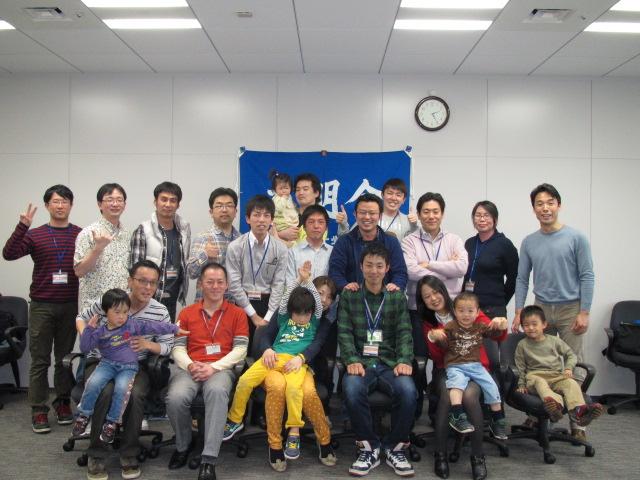 東日本支部「春の宴 in サピアタワー」が行われました