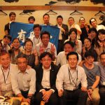 神戸・大阪支部合同交流会が行われました