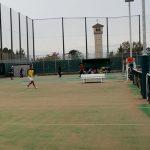 ソフトテニス部総会が行われました