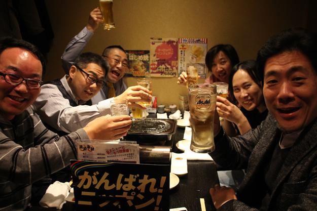 新年会in神戸(1)