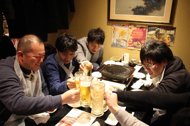 新年会in神戸 写真(2)