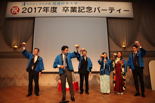 卒業式(3)