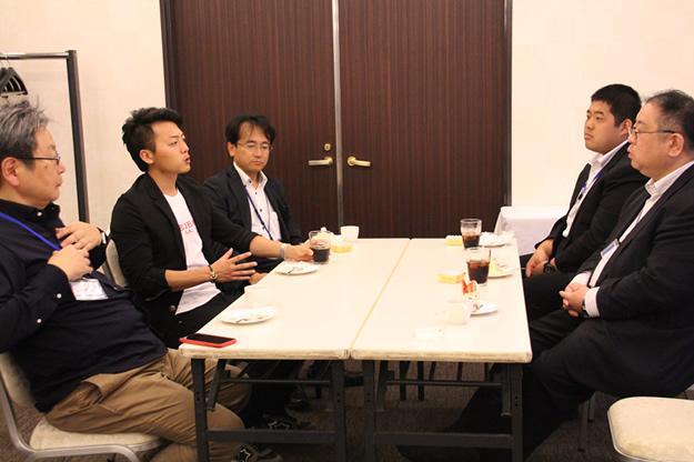 中四国支部交流会が行われました
