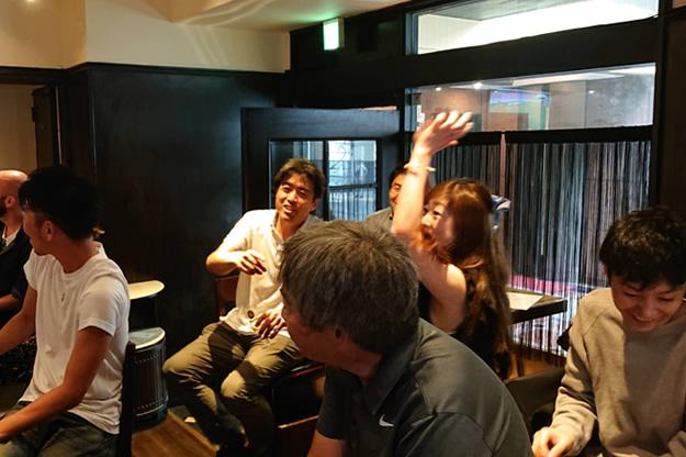 ラグビー日本対アイルランド戦を語る会 写真(1)