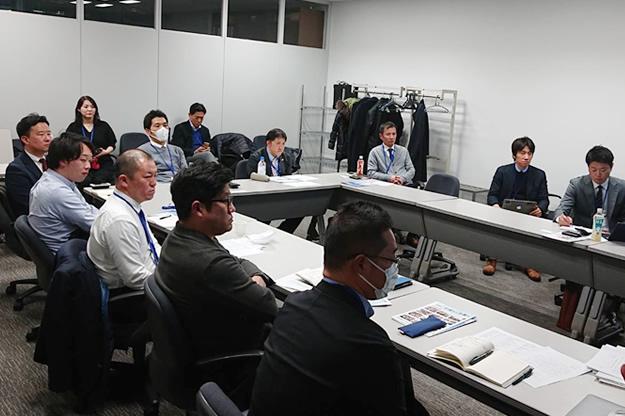 「第3回経営者の会in東京」 写真1