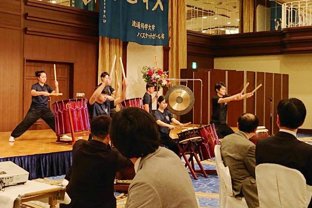 男子バスケットボール部OB会 創部30周年記念パーティー 写真3